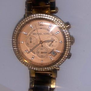 Women's MK watch